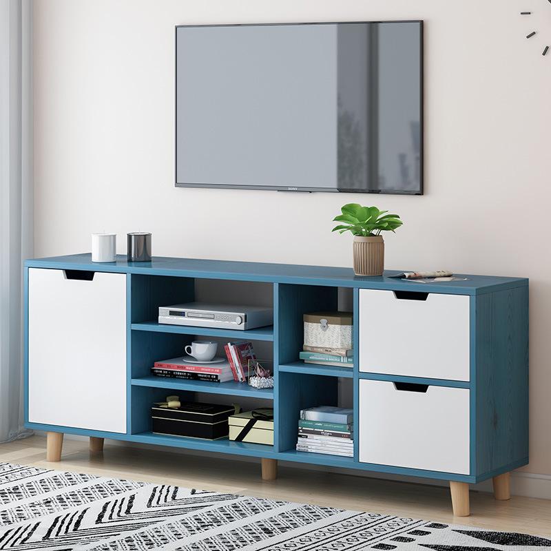 MSFE Kệ Tivi Tủ tivi đơn giản hiện đại bàn cà phê phong cách Bắc Âu