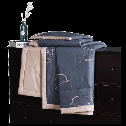 Heng Yuan Xiang Mền sợi tổng hợp  Bông vải bông mùa hè chăn bông điều hòa chăn bông mùa hè chăn đôi
