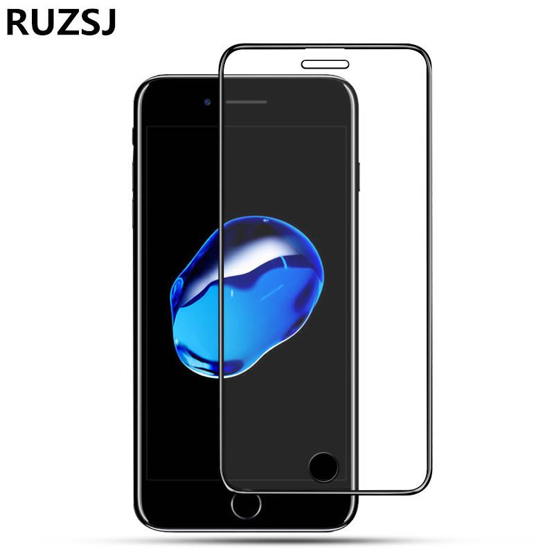 RUZSJ Miếng dán cường lực Áp dụng phim cường lực iphone11pro Apple Xsmax phim điện thoại di động i6
