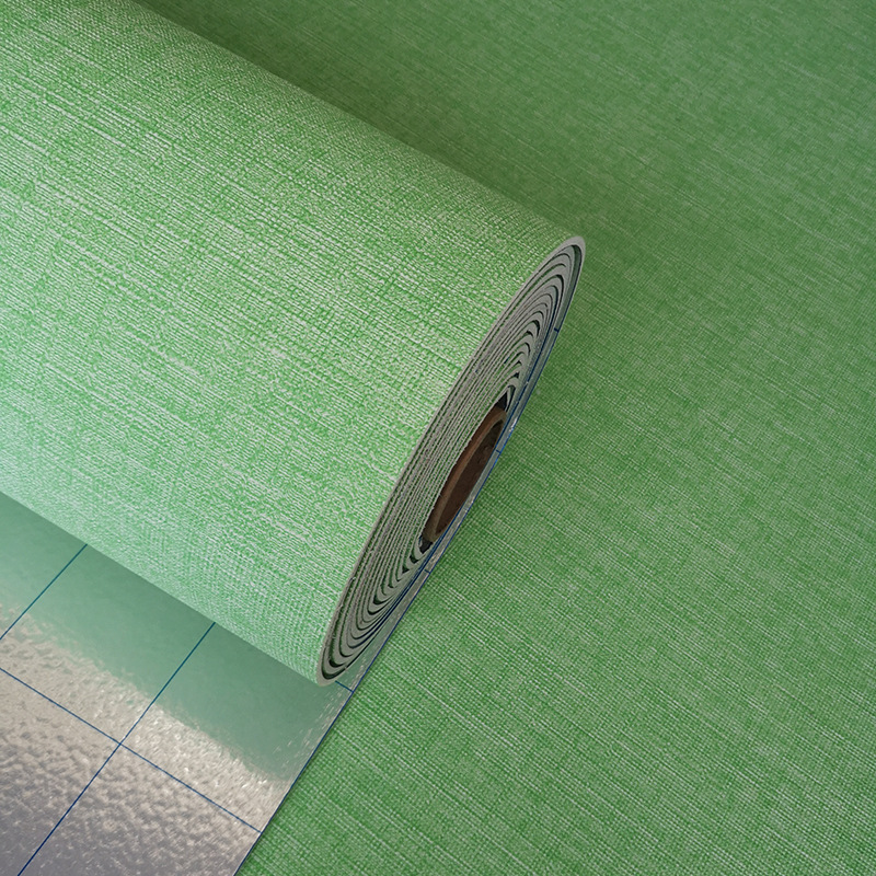 PLXE Giấy dán tường 3D hình nền ba chiều tự dính mẫu giáo mẫu dán tường phòng khách TV nền vải tường
