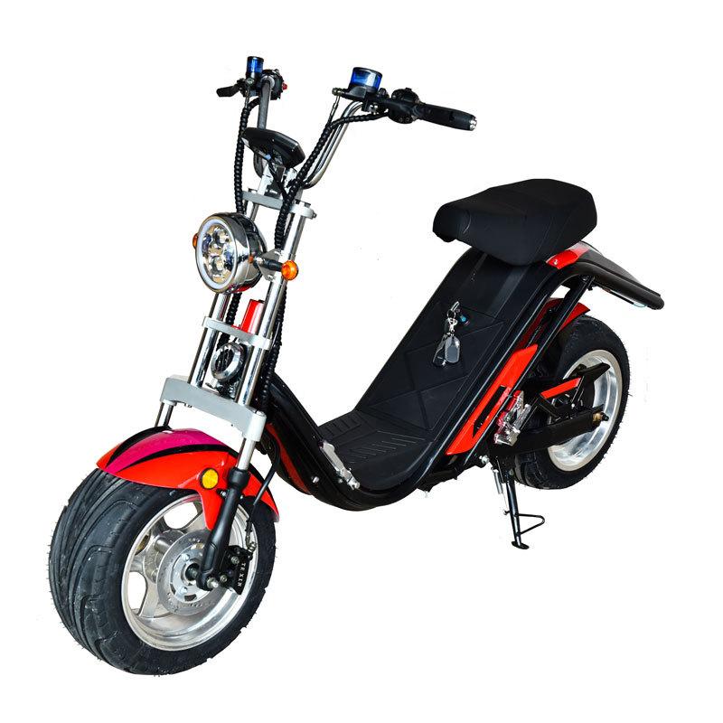xe môtô / xe máy Nhà máy trực tiếp người lớn điện ba bánh xe máy thông minh hoàng tử thời trang xe t