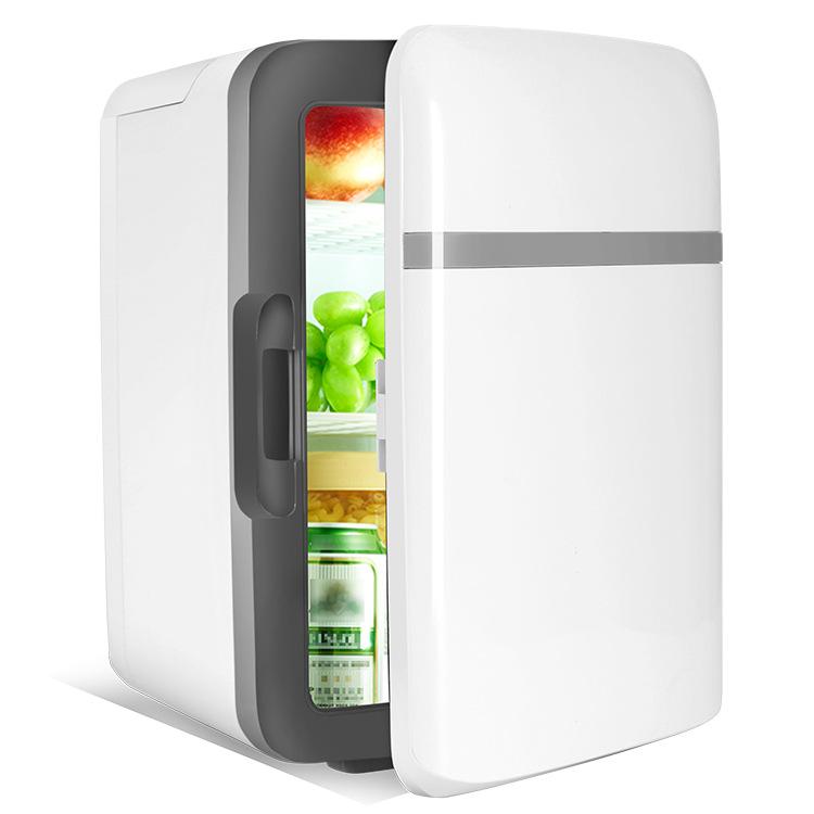 Jingke tủ lạnh xe hơi 10L tủ lạnh mini tủ lạnh xe quà tặng sự kiện tủ lạnh