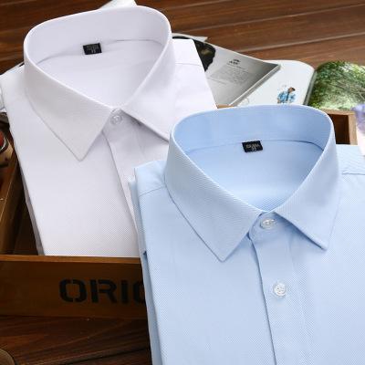 YAYI Áo Sơmi Mùa hè mới áo sơ mi ngắn tay tùy chỉnh nam quảng cáo áo đơn vị công ty in logo nam giản