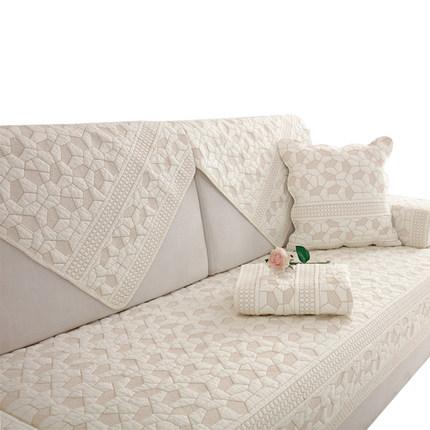 Đệm lót SoFa Sofa đệm cotton bốn mùa vải đơn giản mùa đông đệm hiện đại phổ quát bọc lại ghế sofa ch