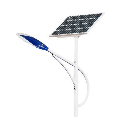 YUDE Đèn đường Nhà máy trực tiếp đèn đường năng lượng mặt trời nông thôn mới đẹp 6 mét 7 mét 40W 6 g