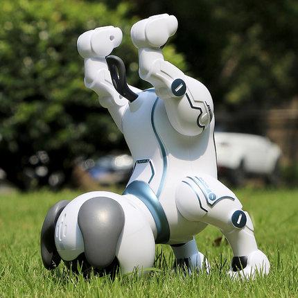 toylefun Rôbôt  / Người máy  Robot thông minh điều khiển từ xa động vật đồ chơi chó con chó con có t