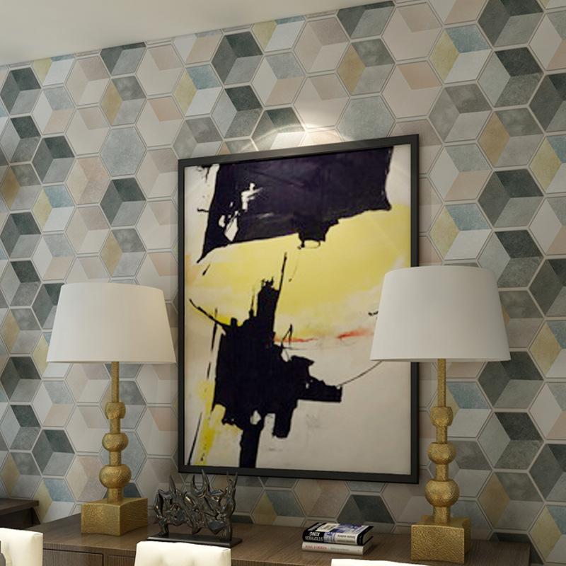 Magic fix Decal dán tường Nhà bếp dán giấy dán tường phòng tắm tự dính dán tường phòng tắm dán tường