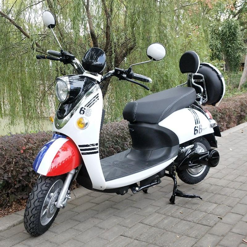 HAIGE xe môtô / xe máy Nhà máy trực tiếp Little Rùa King Người lớn 1500W Công suất cao Xe máy Bàn đạ