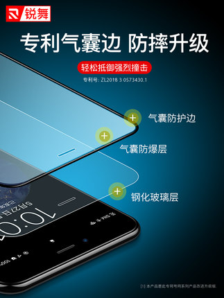 Miếng dán màn hình Iphone 6 Phim hoạt hình của hãng điện thoại di động Applewplus dành cho điện thoạ
