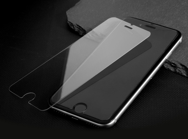 Miếng dán màn hình Thích hợp cho Xiaomi 8 / Xiaomi 6 phim cường độ trong suốt gạo đỏ Note6 màng kính