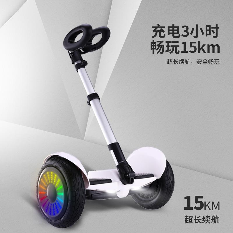 Xe điện 2 bánh tự cân bằng Cân bằng mới Xe điện Người lớn Trẻ em Thích hợp cho Ứng dụng Thông minh B