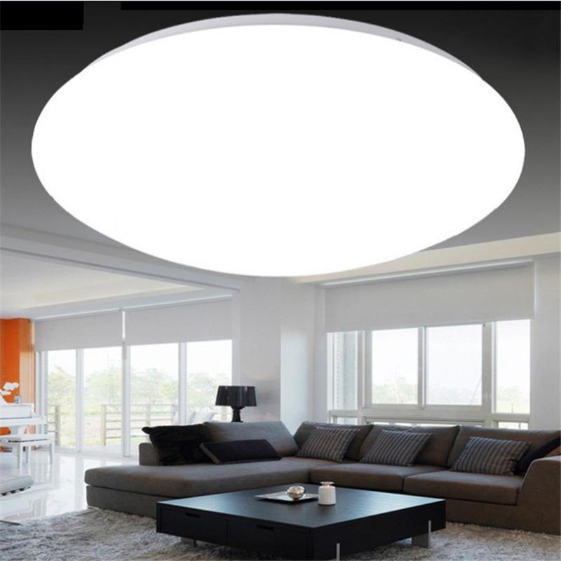 CHAOFAN đèn ốp trần Đèn trần LED hiện đại tối giản ban công phòng ngủ phòng khách đèn led tròn tất c