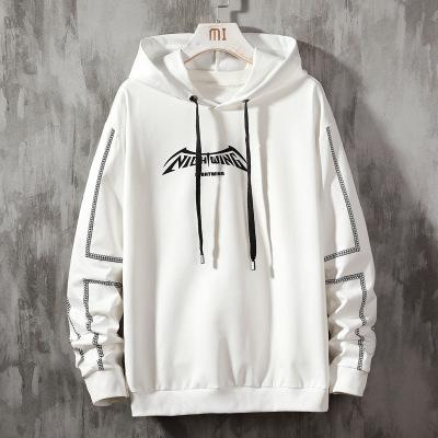 PEPP Sweater (Áo nỉ chui đầu) Enbu 2020 áo len đầu xuân nam phiên bản Hàn Quốc của sinh viên thủy tr