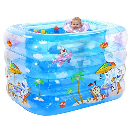 Nuoao bể bơi trẻ sơ sinh  Bể bơi trẻ sơ sinh Nuoao Cách nhiệt cho trẻ sơ sinh