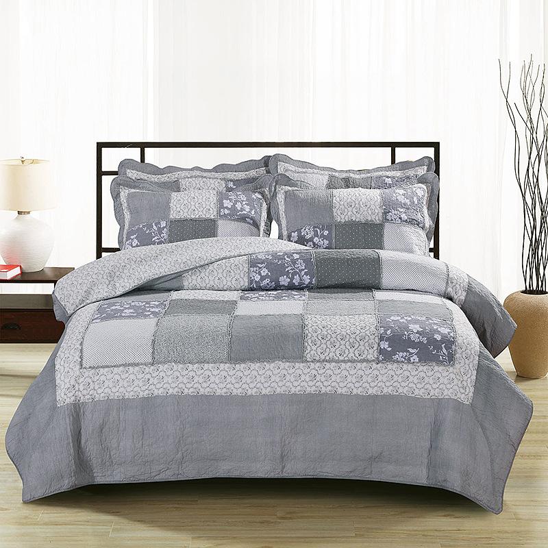 FAMILY STARS Bộ drap giường Bộ drap giường Các nhà sản xuất gửi chăn bông bốn mảnh, vỏ chăn, vỏ chăn