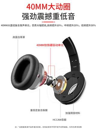 Edifier Tai nghe Bluetooth W800BT Tai nghe Bluetooth tai nghe không dây hai tai nghe máy tính để bàn