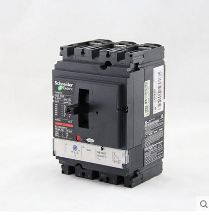 Schneider Thiết bị chống giật  điện Bộ ngắt mạch vỏ đúc Schneider với bộ ngắt từ nhiệt NSX 3P16A / 4