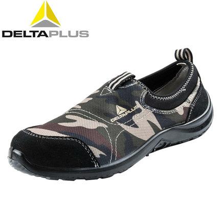 Giày bảo hộ Delta cho nam thoáng khí chống đập .