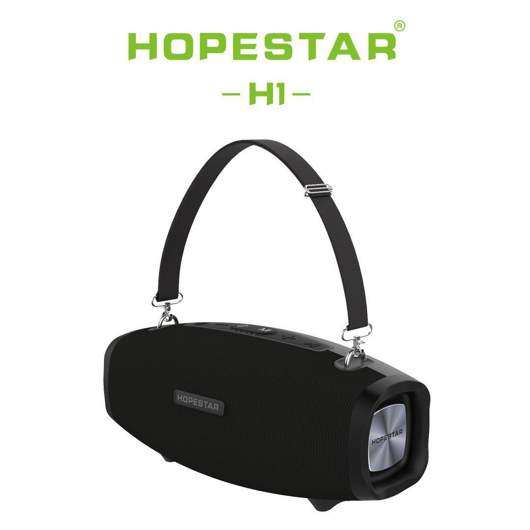 HOPESTAR-H1  Loa Bluetooth không dây siêu trầm .