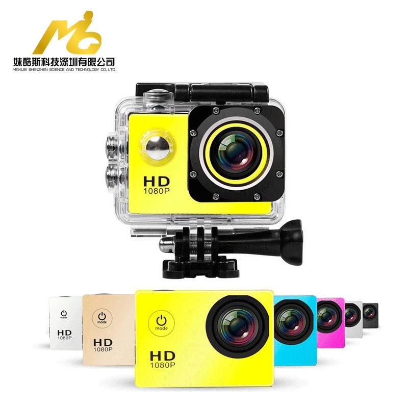 MEIKUSI Máy ảnh thể thao Mô hình nổ xuyên biên giới sj4000 camera thể thao DV ngoài trời mini HD cam