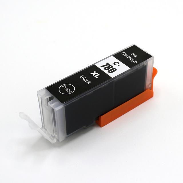 MENGXIANG Hộp mực nước Mạnh Tường áp dụng hộp mực Canon PGI-780XL TS707 TR8570 TS8170 TS8270 TS9170
