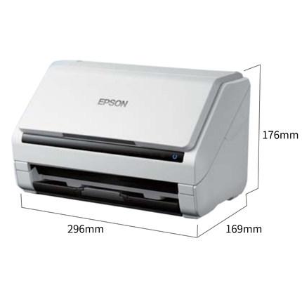 Epson Máy scan  Máy quét SF Express Epson Epson DS570W tốc độ cao HD WIFI tự động hai mặt cho ăn a4