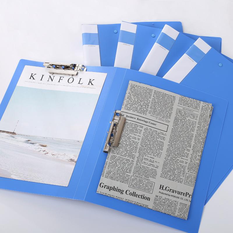 Bìa cứng đựng thư mục Vật tư văn phòng giấy A4 .