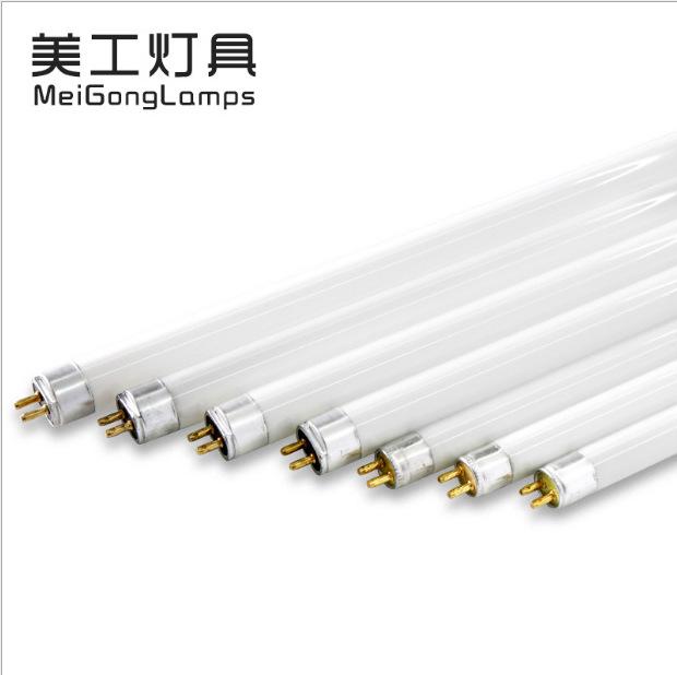 MEIGONG Ống đèn LED Đèn huỳnh quang ống huỳnh quang T4T5 28W26W24W22W21W20W18W14W12W8W6W