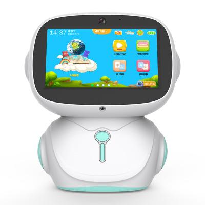 YIMIYANGGUANG Máy học ngoại ngữ Yimi Sunshine Children Giáo dục sớm Robot Đồ chơi WIFI Đối thoại bằn