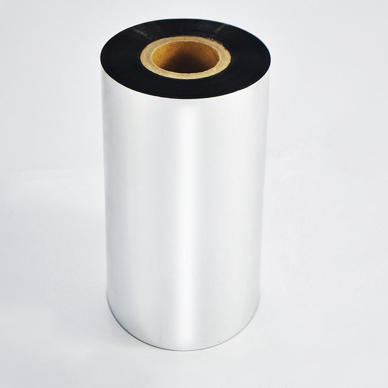 XIONGTE Ruy băng than Nhà máy sản xuất ruy băng mã vạch trực tiếp 110mm * 300m Giấy ruy băng Carbon