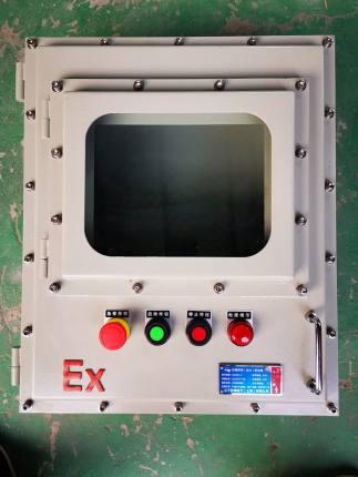 Honeywell  tủ điện  Hộp phân phối chống cháy nổ với cửa sổ Hộp phân phối màn hình cảm ứng hộp điều k