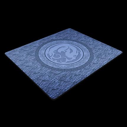 Tiger Thảm lót chuột  Run Coated Pad GTX Bột giấy xanh 2 thế hệ Bột giấy xanh Xuân Long Teng Huo Yun