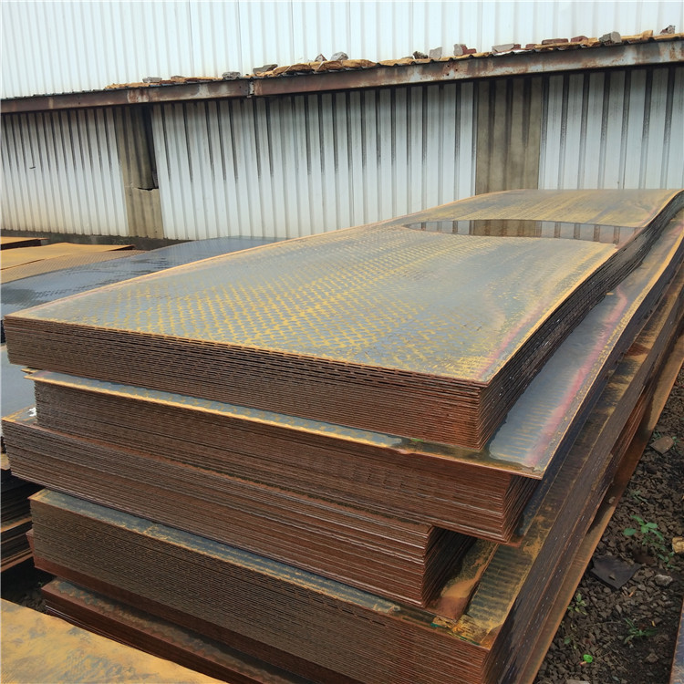 BENGANG Cán nóng cuộn có hoa văn quy mô Vật liệu khai thác Q235B tấm có hoa văn dạng tấm cầu thang x