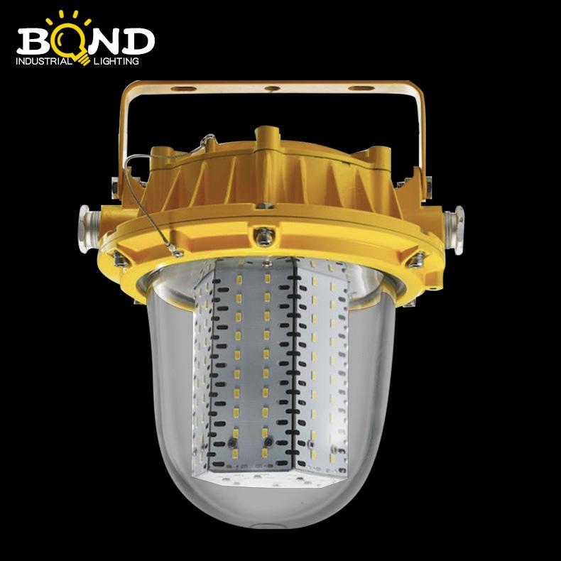 Đèn LED chống nổ Nhà máy bán buôn xưởng cách ly đèn chống cháy nổ tùy chỉnh đèn LED chống cháy nổ 10
