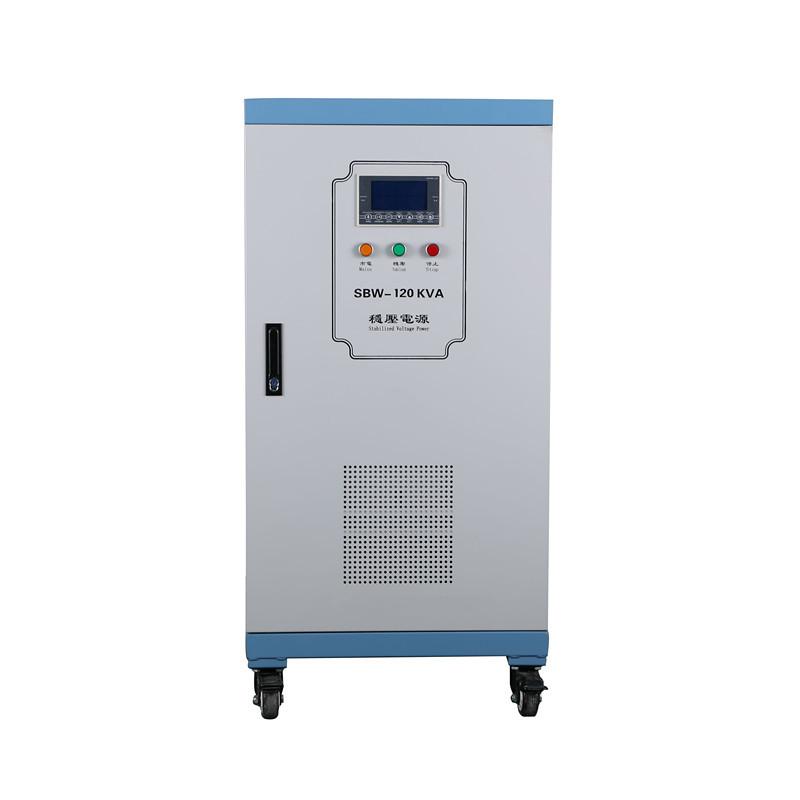 Bộ ổn áp điện áp xoay chiều tự động ba pha 380v SBW-180KVA / KW