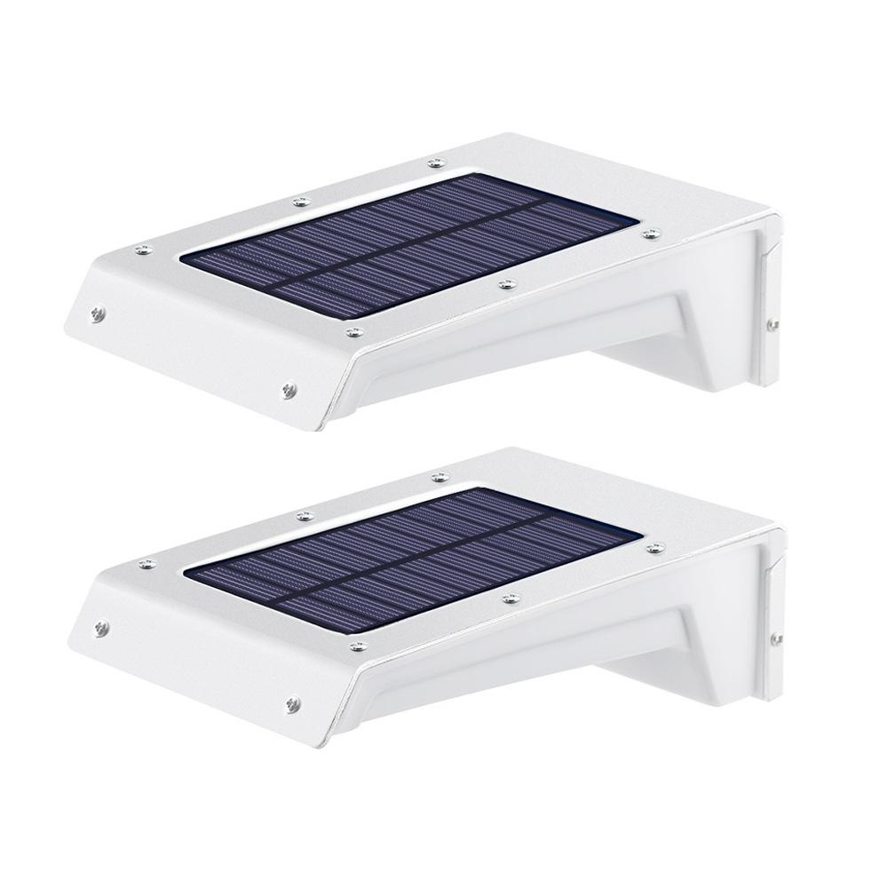 FEIZILIN Đèn đường Đèn năng lượng mặt trời led đèn tường cảm ứng ngoài trời đèn sân nhà chiếu sáng t