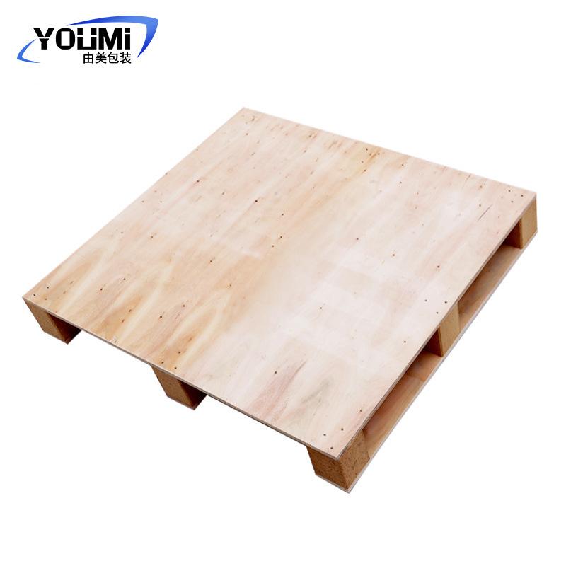 khay gỗ lưu trữ kê hàng hóa chắc chắn .