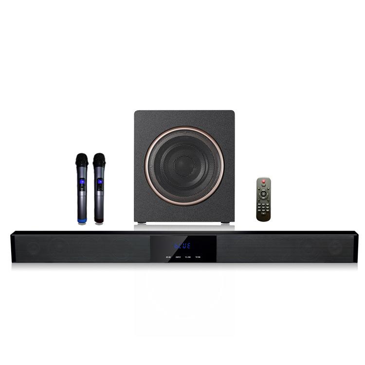 WENGE Cinema gia đình Home 60W công suất cao âm thanh TV không dây K bài hát tại nhà rạp hát quá mức