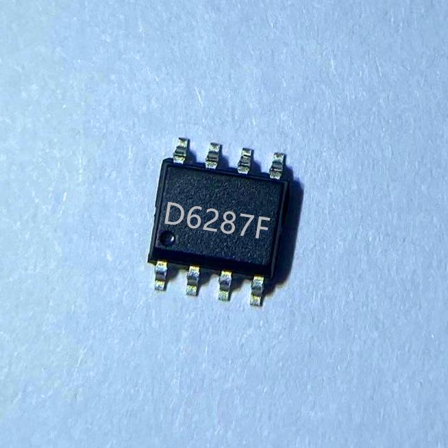 Bộ chuyển nguồn IC BA6287F-E2 BA6287 màn hình lụa D6287F SOP8 điều khiển quạt động cơ chip IC