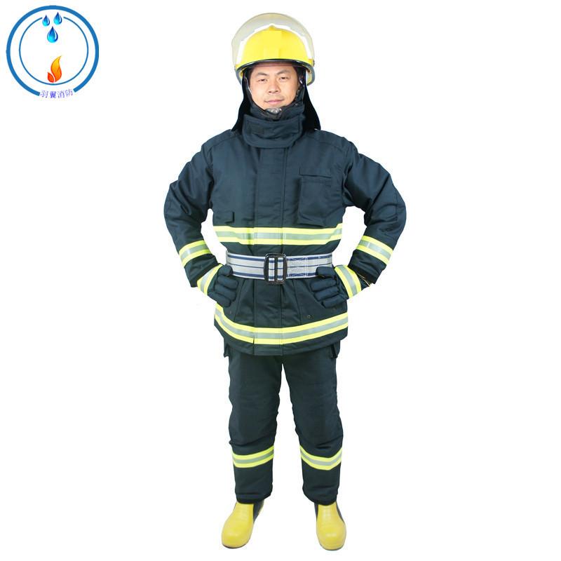 Trang phục chống cháy 14 bộ quần áo chữa cháy được chứng nhận 3C, bộ đồ chữa cháy, bộ đồ chữa cháy,