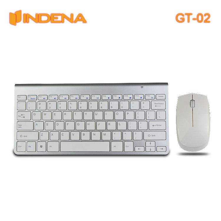 OEM Bộ bàn phím + chuột Bộ bàn phím và chuột không dây siêu mỏng siêu mỏng