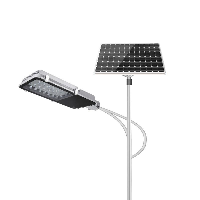 LYHY Đèn đường Nhà sản xuất sản xuất đèn đường năng lượng mặt trời đầu tiên trong đèn đường chiếu sá