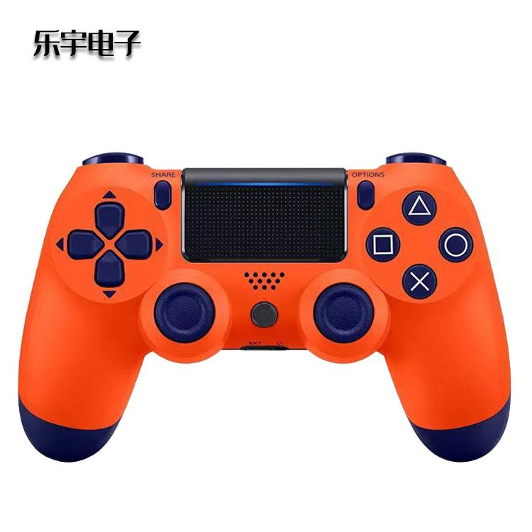 Tay cầm điều khiển trò chơi PS4 không dây Bluetooth .