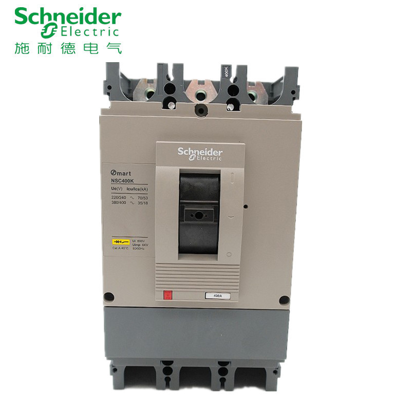 Bộ ngắt mạch vỏ nhựa Schneider NSC400K 3P 320 350 400