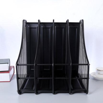 Kệ để hồ sơ  Kim loại lưới sắt gồm bốn cột  .