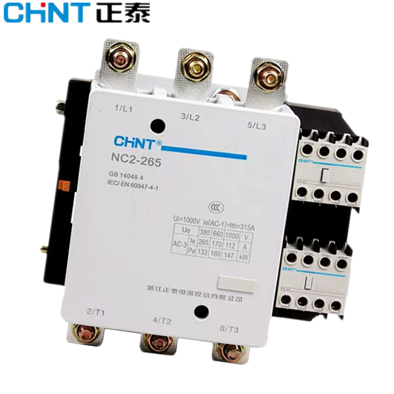 Điện áp công tắc tơ AC 220 V 380V mô hình ba cấp NC2-115-630A