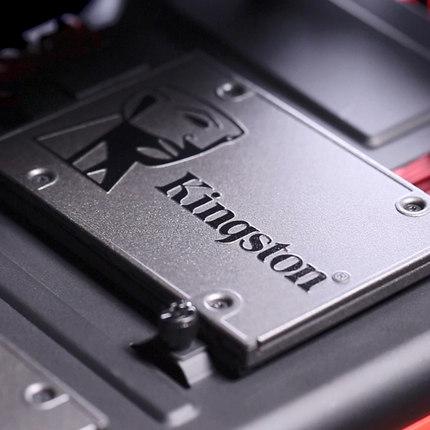 Kingston Ổ cứng SSD  240G ổ cứng thể rắn sata3 ổ cứng không 256G máy tính xách tay SSD máy tính để b