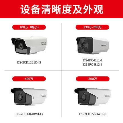 Hikvision Camera giám sát  Camera giám sát mạng Hikvision 100/2 / 400W triệu camera camera ip camera