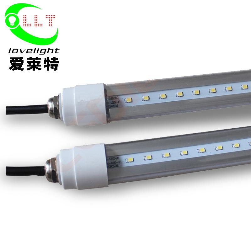 Đèn LED chống thấm 1.2m 18W ánh sáng tăng trưởng thực vật .