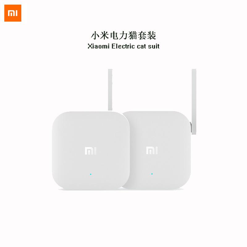 MIJIA Powerline PLC Thích hợp cho Xiaomi WiFi power Bộ định tuyến không dây cho mèo, bộ mở rộng tín